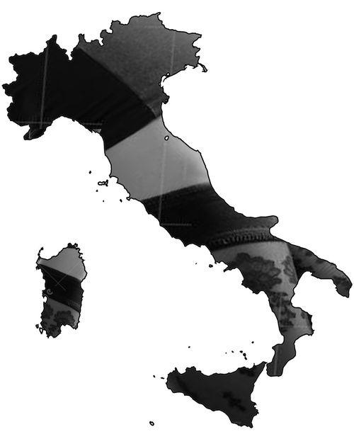 ITALIA Puttana OK
